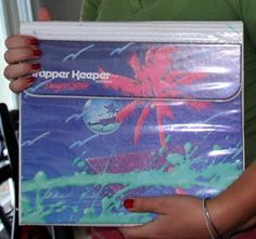 Trapper Keepers - I had to have a new one every year! I remember having this exact one!