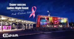 """Ladies Night Event in de Metropool Hengelo  Foto's Ladies Night Event in de Metropool Hengelo """"The Pink Ribbon Edition"""" Met medewerking van o.a. Es4Hair. Belangrijk om dit goede doel te steunen!  http://www.pinkribbon.nl/ http://www.es4hair.nl/ http://www.dekappersfabriek.nl/"""