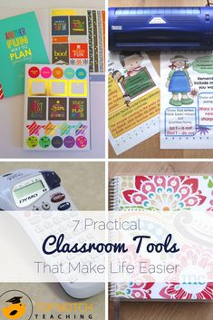 I'm a fan of anything you can use that makes life easier. Today I'm sharing some of my favorite classroom tools with you. I'm not saying I couldn't teach without them, but they sure make things easier. Teaching 5th Grade, Piano Teaching, Classroom Tools, Classroom Organization, Classroom Ideas, Teaching Posts, Teaching Ideas, Classroom Management Strategies, Class Management