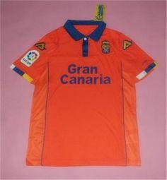 UD Las Palmas Away 16-17 Season Orange Soccer jersey UD Las Palmas Away 16- 17 Season Orange Soccer jersey 0577381ac