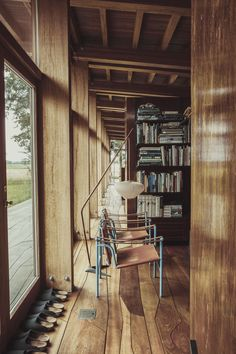 """archatlas: """"  A Dutch House With American Accents   """"We chose this location for its views, its light and proximity to the sea. We razed the house of existing farmer to start from scratch and build our..."""