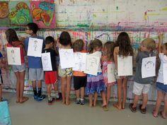 back-2-back game   Drawing Game for Kids www.smallhandsbigart.com