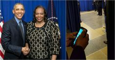 """09/15/16 Pastor Faith Green Timmons, who spent years in liberal media and has personally met with Pres Obama, has been caught having set up Donald Trump for an embarrassment in his appearance in Flint, MI on 9/14/16. She boasted on her FaceBook page, before his appearance, that it was her chance to """"show Donald Trump that his nation is filled with intelligent, wise black citizens. …"""" She removed the comment after Trump's appearance. The video of Trump's embarrassing encounter made national…"""