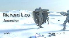 Richard Lico Principal Animator: Bungie www.foofinu.com foofinu@yahoo.com  To download the full reel with my preferred audio, please visit www.foofinu.com.  Here's…