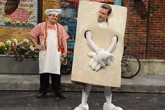 Bring it on Down to Veganville : Justin Timberlake. The health and vegan craze is everywhere now.  So much that Justin Timberlake and the SNL team made a sketch dedicated just for that. check out the video.