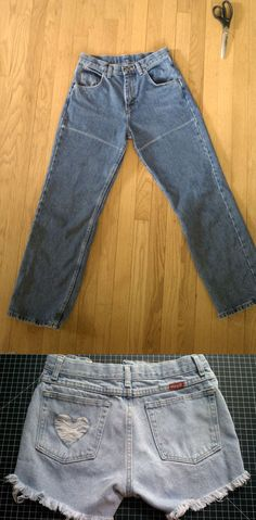 20 Diy Shorts For Crazy Summer, DIY Shorts