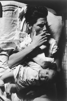 Untitled 2, 1963, by Larry Clark; from the forthcoming Foam show, courtesy of Luhring Augustine, New York