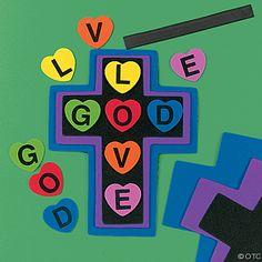 """""""God Is Love Cross"""" …"""