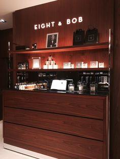 Expositor de Eigh&Bob diseñado por Carlos Serra. Más información en www.mercaderdeind...