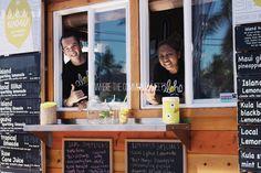 Wow Wow Lemonade - Kihei, Maui Hawaii