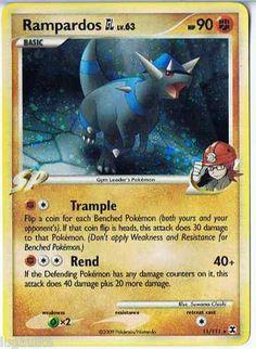Pokemon Card Rising Riv Holo Rare Rampardos GL 11/111 FREE Combined Shipping