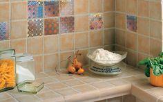Listello-Cucina-Rivestimento-Cucina-Mosaico-Cucina-3-7x30 | Mosaico ...