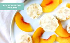 Perfect Keto Peaches