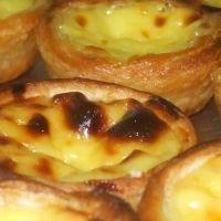 Portuguese Melktertjies <3 (add vanilla and lemon zest)