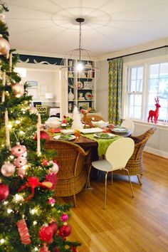 A Few Tips From Our First Time Hosting For The Holidays   Young House Love