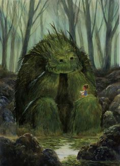 All children need a big friendly giant that they can run to when something isn't…
