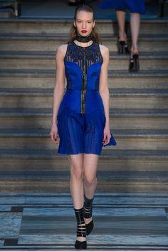 visual optimism; fashion editorials, shows, campaigns & more!: julien macdonald F/W 2015.16 london