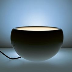 Wan Lamp – night lighting or table decoration | lighting . Beleuchtung . luminaires | Design: Naoto Fukasawa | bonluxat |