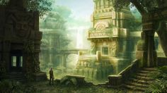 City of the Ancients by *ZackF
