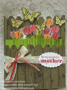 Mother's Day ~ Card in a Box