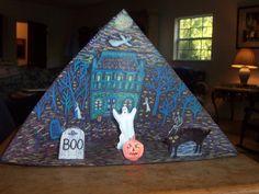 Halloween triarama
