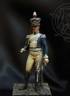 Sargento Mayor - 20° de Dragones, 1812-1815