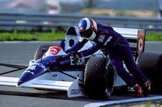 Jean Alesi 1990 ( Tyrrell 019)