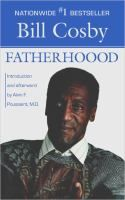 """Fatherhood by Bill Cosby. """"The funny, touching and warm-hearted revelations by the star of the top-rated TV series look like a spectacular bestseller. Cosby regales parents and often comforts them with tales about his life as a father of five, a source of bewilderment to him from their infancy through the terrible teens."""" Publisher's Weekly Review Mean Things To Say, Funny Tv Series, Fatherhood Quotes, Books For Beginning Readers, Social Injustice, Bill Cosby, Good Good Father, Book Authors, Book Lists"""