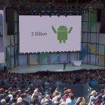 [Google I/O] 2 milliards dutilisateurs pour Android et 500 millions pour Google Photos