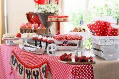 Minnie Mouse Birthday Party via Kara's Party Ideas | KarasPartyIdeas.com (15)