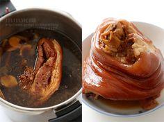 【年菜食譜邀稿】萬巒豬腳 | 小小米桶 + 煮糖色