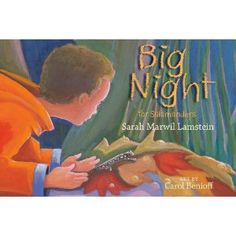 Big Night for Salamanders by Sarah Marwil Lamstein