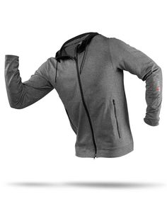 CrossFit HQ Store- Hermosa Beach Full Zip Hoody - New Gear - Men Buy Authentic CrossFit T-Shirts, CrossFit Gear, Accessories and Clothing