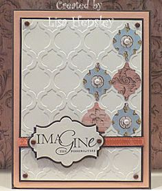 The Shabby Stamper: Modern Mosaic folder!