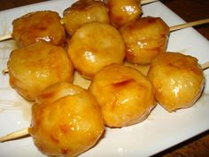 A step by step yummy recipe on how to make Karioka.      Ingredients: 1 cup sweet rice flour (glutinous rice flour can be used as a substit...