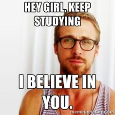 To The Stressed Students