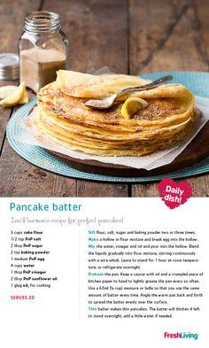 Pancake / Pannekoek