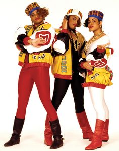 Salt-n-Pepa, hip-hop trio consisting of Cheryl James (Salt), Sandra Denton (Pepa) and Deidra Roper (DJ Spinderella). They are one of the 1st all-female rap crews, and the 1st female rap act to go gold, platinum or multiplatinum or to win a Grammy. Their hits include Push It, The Showstopper, My Mic Sound Nice, Tramp, Your Thang, Chick On The Side, Expression, Do You Want Me, Let's Talk About Sex, Whatta Man, & Shoop. They have performed at VH1's Hip Hop Honors and Legends of Hip Hop Tour.