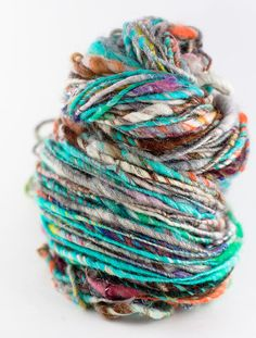 Isola Lily: Yummy art yarns