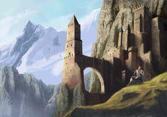 futuristic castles | Super awesome futuristic castles and fortresses | #1 Design Utopia ...