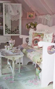 Shabby & Chic - Love it!!