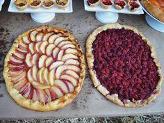 FRESH FRUIT TART/GALETTE or SAVORY QUICHE - Lena's Kitchen