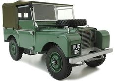 Land Rover Series I (1:18) Power Take Off, Land Rover Models, Defender 90, Diecast, Jeep, Landrover Series, Monster Trucks, Land Rovers, Vehicles