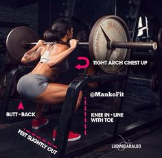 Proper squatting form. Transform yourself & Your life, get fit & healthy. Start your free month now!!! Cancel anytime.