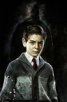 The Hope of Gotham. (Bruce, Batman)