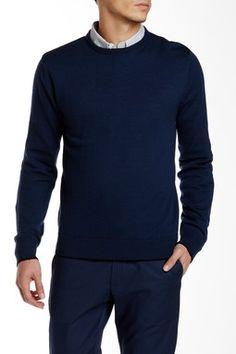 Everyday Merino Wool Knit Sweater