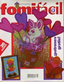 Revistas de manualidades san valentin - Revistas de manualidades gratis Minnie Mouse, Magazine, Dolls, Disney Characters, Diy, Crafts, Ideas, Decorated Notebooks, Amor