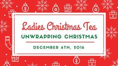 The annual Ladies Christmas Tea will be on Tuesday, December 6th from 6:30pm-9:00pm. This event is a beautiful evening of fellowship, music and the Word of God spent with our sisters in Christ. We encourage you to invite ladies of all ages to this wonderful event to kick-ff the Christmas season! A lot of tradition surrounds the Tea, one of those traditions being an item exchange or donation. The Woman 2 Woman team is asking that this year every lady in attendance to bring a board book for…