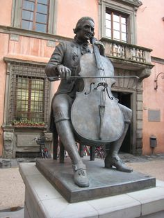 Luigi Boccherini (1743 –1805), Lucca, Italy ~ Born in Lucca, he accepted a position in a Vienna orchestra when he was just 14