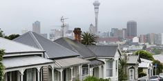 House sales in Auckland are falling but mortgage debt in the city is rising. Photo / Getty Images